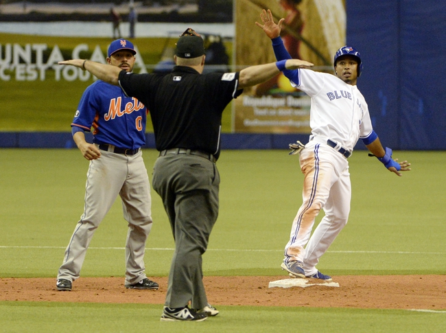 Mets vs. Blue Jays - 6/15/15 MLB Pick, Odds, and Prediction