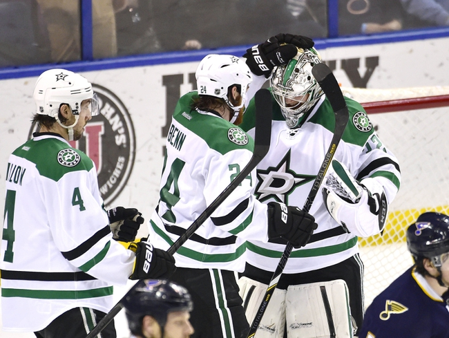 Dallas Stars vs. St. Louis Blues - 4/11/14