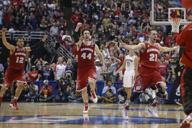 Wisconsin Badgers vs. Kentucky Wildcats NCAA Final Four Pick-Odds-Prediction 4/5/14