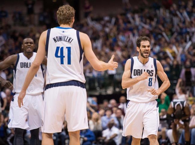 Sacramento Kings vs. Dallas Mavericks - 4/6/14