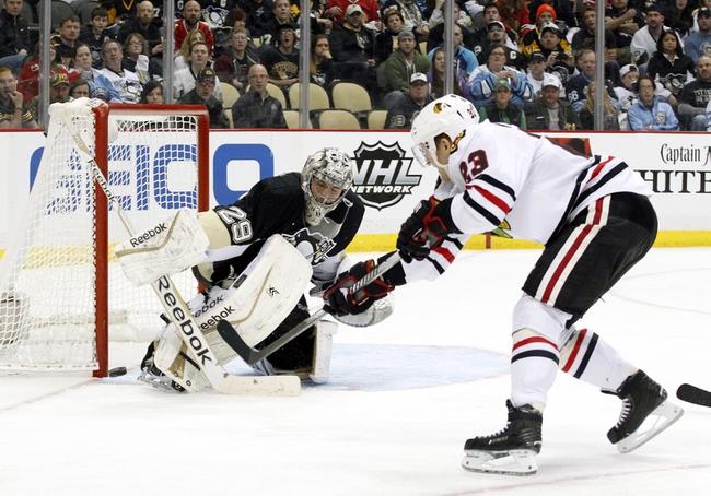 Pittsburgh Penguins vs. Chicago Blackhawks - 1/21/15 NHL Pick, Odds, and Prediction