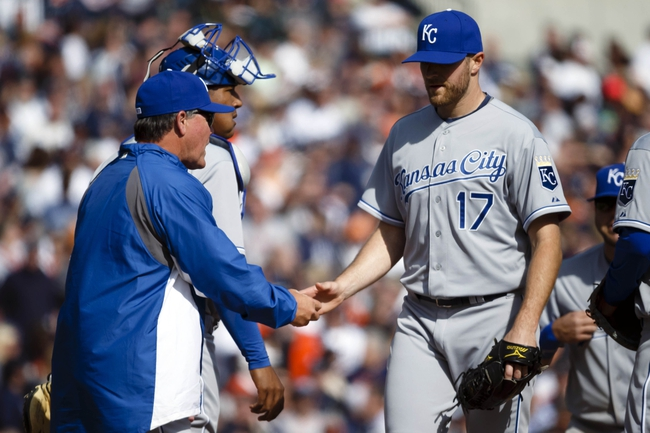 Colorado Rockies vs. Kansas City Royals Pick-Odds-Prediction - 8/19/14