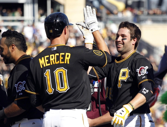 Pittsburgh Pirates vs. Chicago Cubs MLB Pick, Odds, Prediction 4/3/14