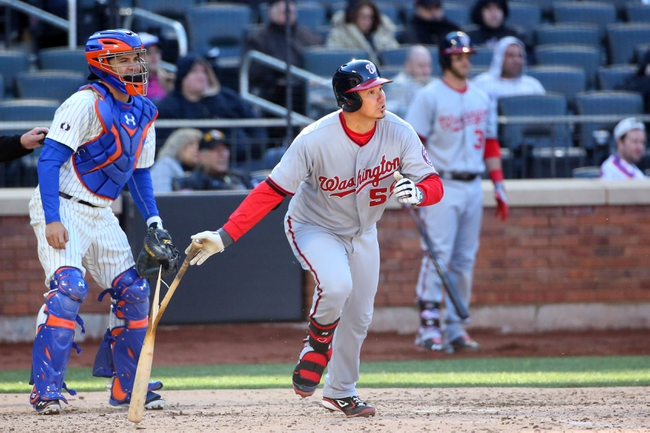 New York Mets vs. Washington Nationals MLB Pick, Odds, Prediction 4/2/14