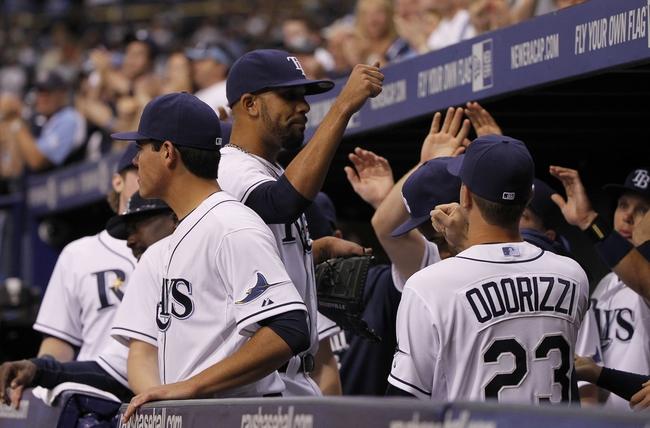 Tampa Bay Rays vs. New York Yankees MLB Pick, Odds, Prediction 4/17/14