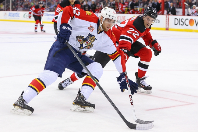 Florida Panthers vs. New Jersey Devils - 4/11/15 NHL Pick, Odds, and Prediction