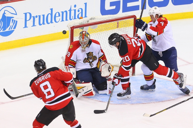 Florida Panthers vs. New Jersey Devils - 10/11/14 NHL Pick, Odds, Prediction