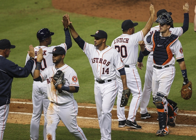 Houston Astros vs. New York Yankees Pick-Odds-Prediction - 4/2/14
