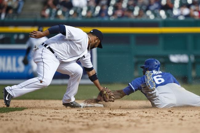 Kansas City Royals vs. Detroit Tigers MLB Pick, Odds, Prediction 5/2/14