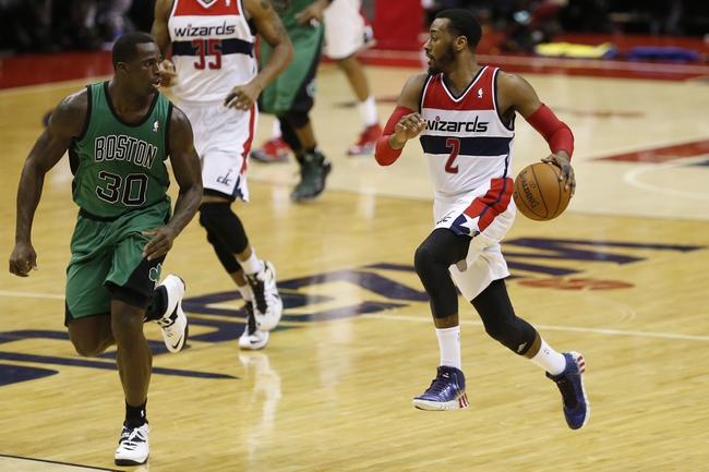 Boston Celtics vs. Washington Wizards - 4/16/14