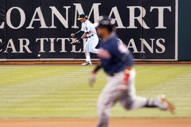 Cleveland Indians vs. Oakland Athletics MLB Pick, Odds, Prediction - 5/17/14