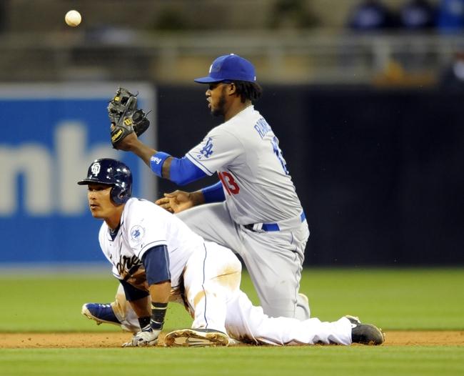 San Diego Padres vs. Los Angeles Dodgers Pick-Odds-Prediction - 6/20/14
