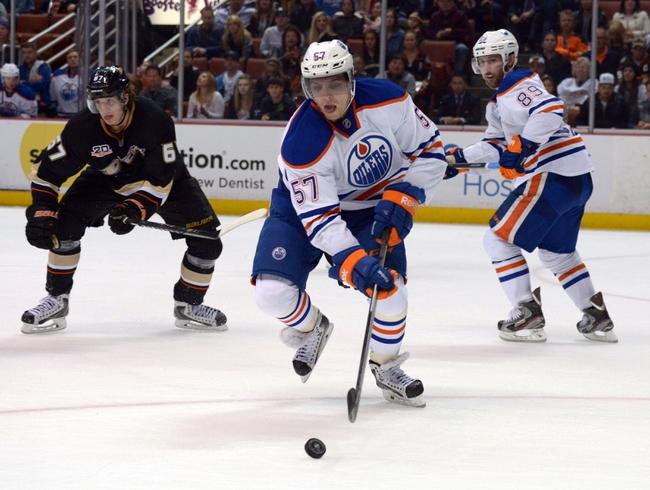 Edmonton Oilers vs. Anaheim Ducks Pick-Odds-Prediction - 4/6/14