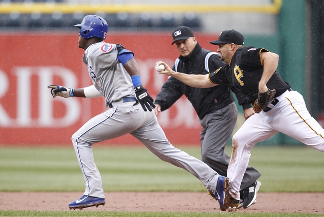 Chicago Cubs vs. Pittsburgh Pirates Pick-Odds-Prediction - 4/8/14