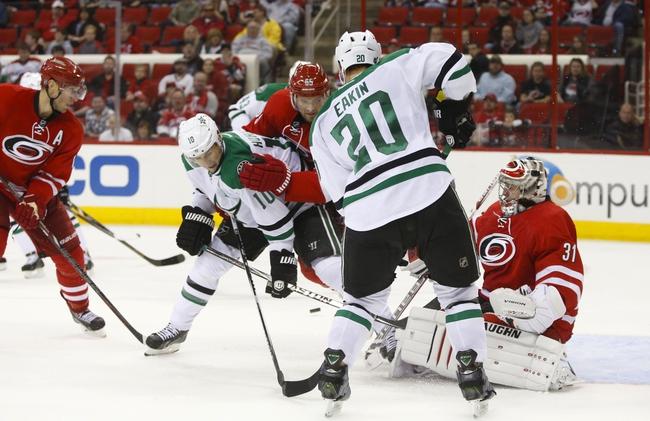 Dallas Stars vs. Carolina Hurricanes - 11/18/14 NHL Pick, Odds, and Prediction