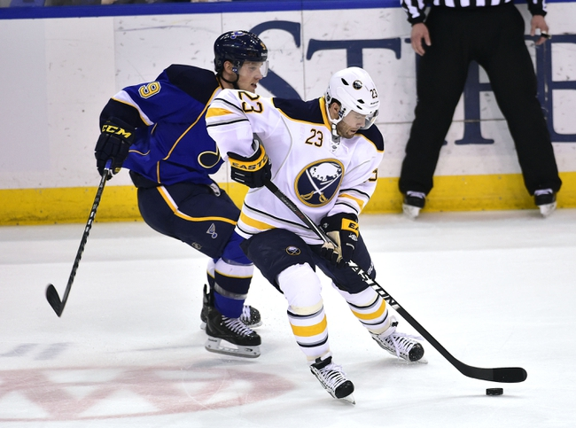 St. Louis Blues vs. Buffalo Sabres - 11/11/14 NHL Pick, Odds, and Prediction