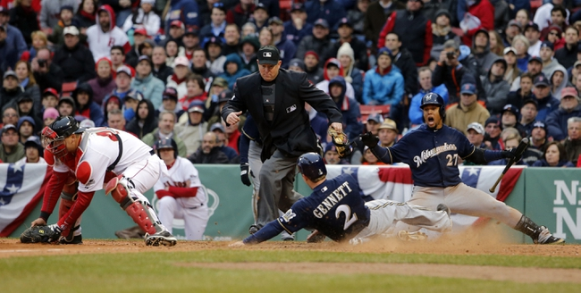 Boston Red Sox vs. Milwaukee Brewers MLB Pick, Odds, Prediction 4/5/14