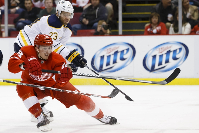 Buffalo Sabres vs. Detroit Red Wings Pick-Odds-Prediction - 4/8/14