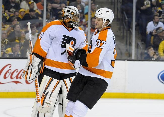 Philadelphia Flyers vs. Buffalo Sabres Pick-Odds-Prediction - 4/6/14