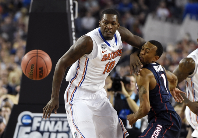 Florida Gators vs. William & Mary Tribe - 11/14/14 College Basketball Pick, Odds, and Prediction