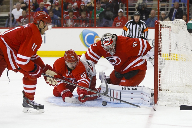 Carolina Hurricanes vs. New Jersey Devils - 12/8/14 NHL Pick, Odds, and Prediction