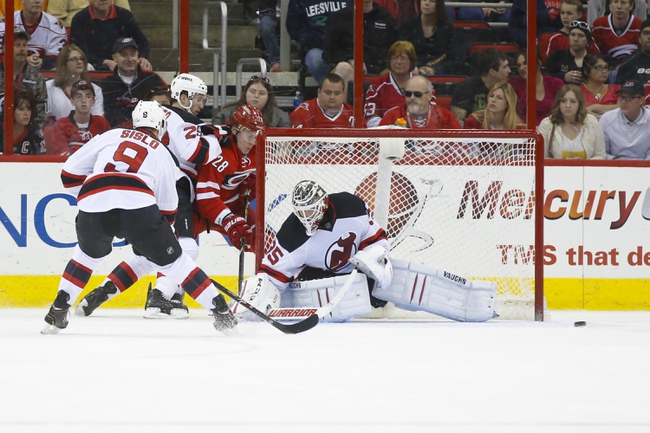 Devils vs. Hurricanes - 12/23/14 NHL Pick, Odds, and Prediction