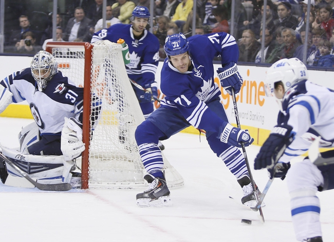 Jets vs. Maple Leafs - 1/3/15 NHL Pick, Odds, and Prediction