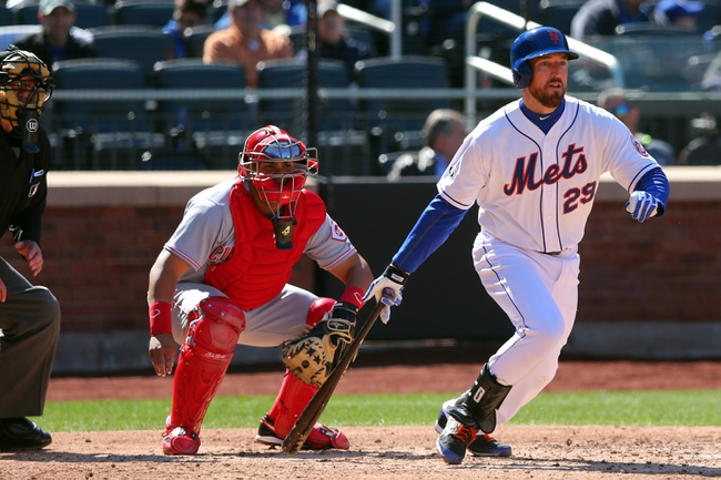 Cincinnati Reds vs. New York Mets Pick-Odds-Prediction - 9/5/14