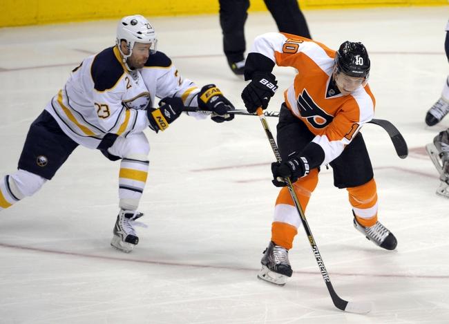 Sabres vs. Flyers - 1/17/15 NHL Pick, Odds, and Prediction