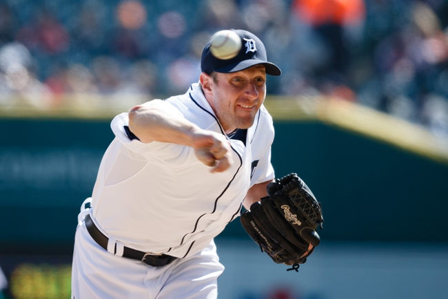 Los Angeles Dodgers vs. Detroit Tigers MLB Pick, Odds, Prediction 4/8/14