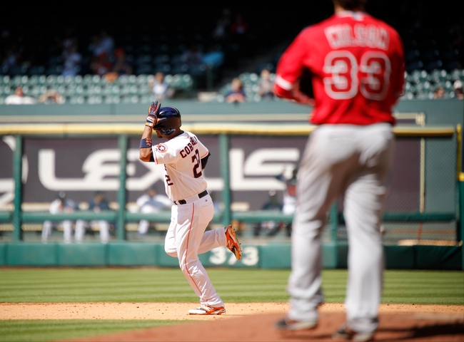 Los Angeles Angels vs. Houston Astros MLB Pick, Odds, Prediction 5/20/14