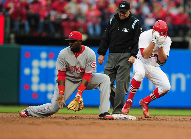 St. Louis Cardinals vs. Cincinnati Reds MLB Pick, Odds, Prediction 4/8/14