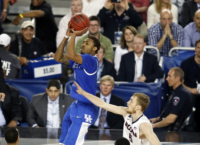NBA Draft 2014 Player Profile: James Young