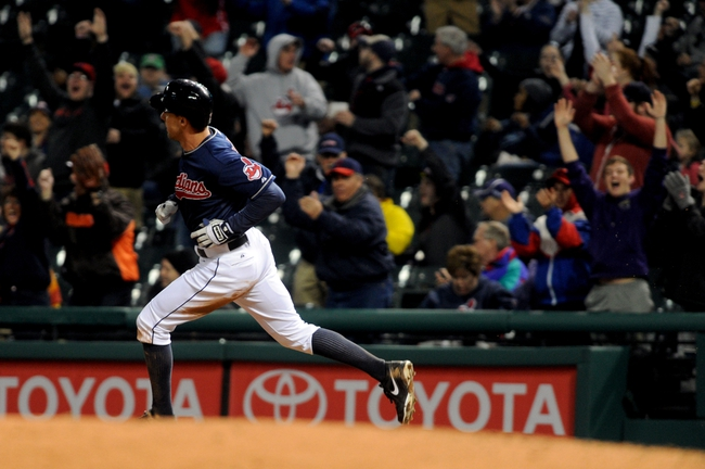 San Diego Padres at Cleveland Indians Pick-Odds-Prediction - 4/9/14 Game 2