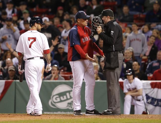 Boston Red Sox vs. Texas Rangers MLB Pick, Odds, Prediction 4/9/14