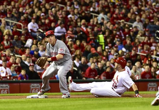 Cincinnati Reds vs. St. Louis Cardinals MLB Pick, Odds, Prediction 5/23/14