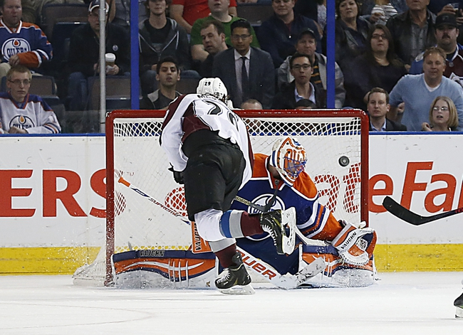 Colorado Avalanche vs. Edmonton Oilers - 1/2/15 NHL Pick, Odds, and Prediction