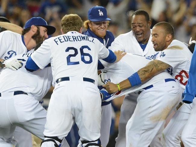 Los Angeles Dodgers vs. Detroit Tigers - 4/9/14