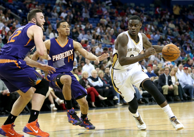 Pelicans vs. Suns - 12/30/14 NBA Pick, Odds, and Prediction