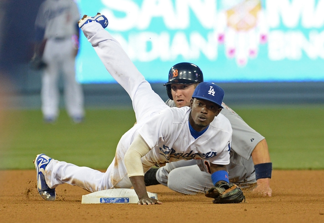 Detroit Tigers vs. Los Angeles Dodgers MLB Pick, Odds, Prediction - 7/8/14