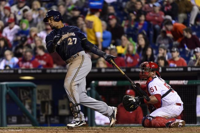 Milwaukee Brewers vs. Philadelphia Phillies MLB Pick, Odds, Prediction - 7/7/14