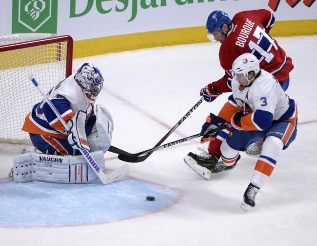 Islanders vs. Canadiens - 12/23/14 NHL Pick, Odds, and Prediction