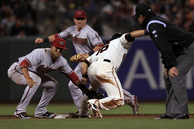 Arizona Diamondbacks vs. San Francisco Giants MLB Pick, Odds, Prediction - 6/20/14
