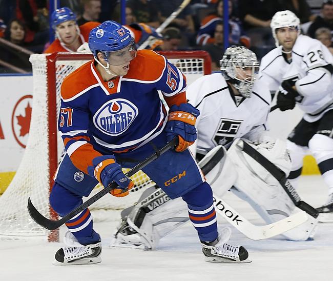 Los Angeles Kings vs. Edmonton Oilers - 10/14/14