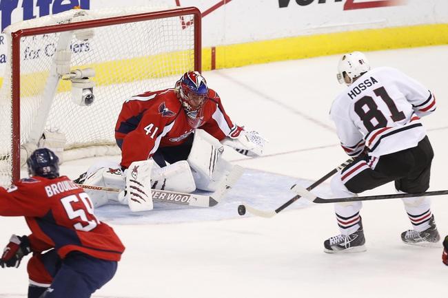 Chicago Blackhawks vs. Washington Capitals - 11/7/14 NHL Pick, Odds, and Prediction