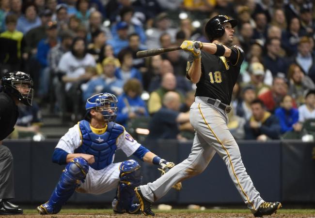 Milwaukee Brewers vs. Pittsburgh Pirates MLB Pick, Odds, Prediction 4/13/14