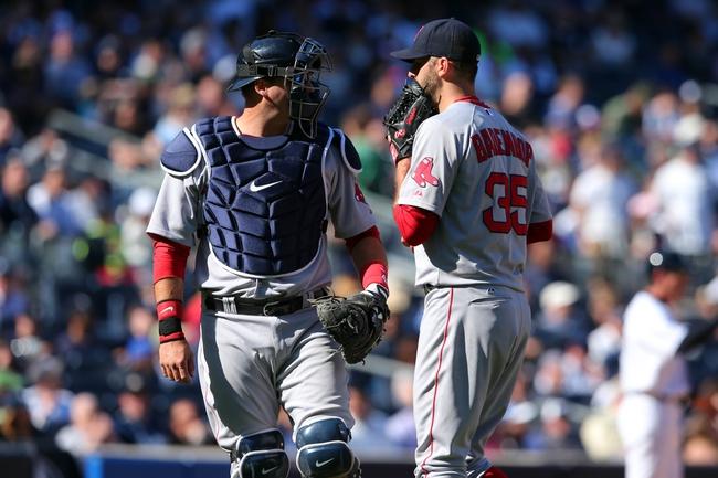 New York Yankees vs. Boston Red Sox - 4/13/14