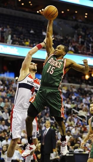 Washington Wizards vs. Milwaukee Bucks - 11/1/14 NBA Pick, Odds, and Prediction