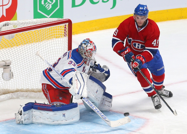 New York Rangers at Montreal Canadiens Pick-Odds-Prediction - 5/17/14