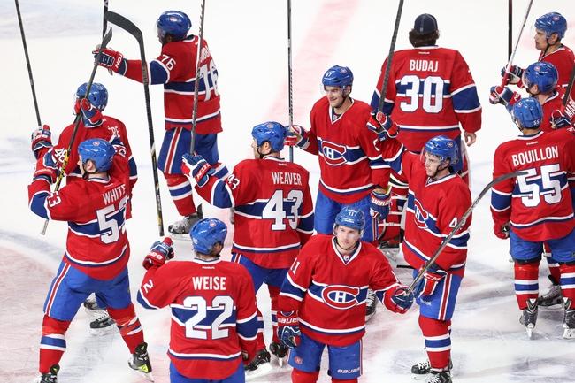 Montreal Canadiens vs. New York Rangers - 5/17/14